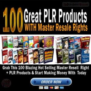 PLR & MRR Products